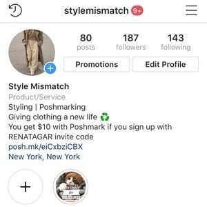 Let's connect on Instagram @stylemismatch 🐒